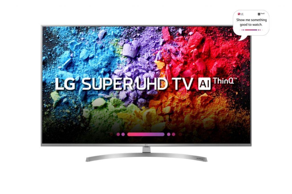 LG Nano Cell 4k TV